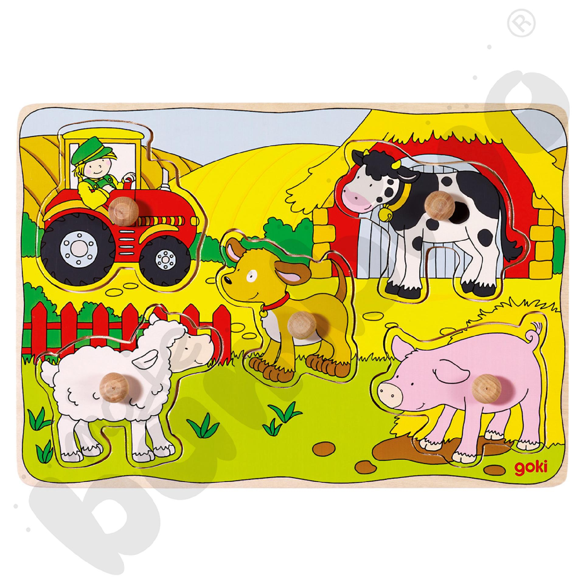 Nakładanka farma