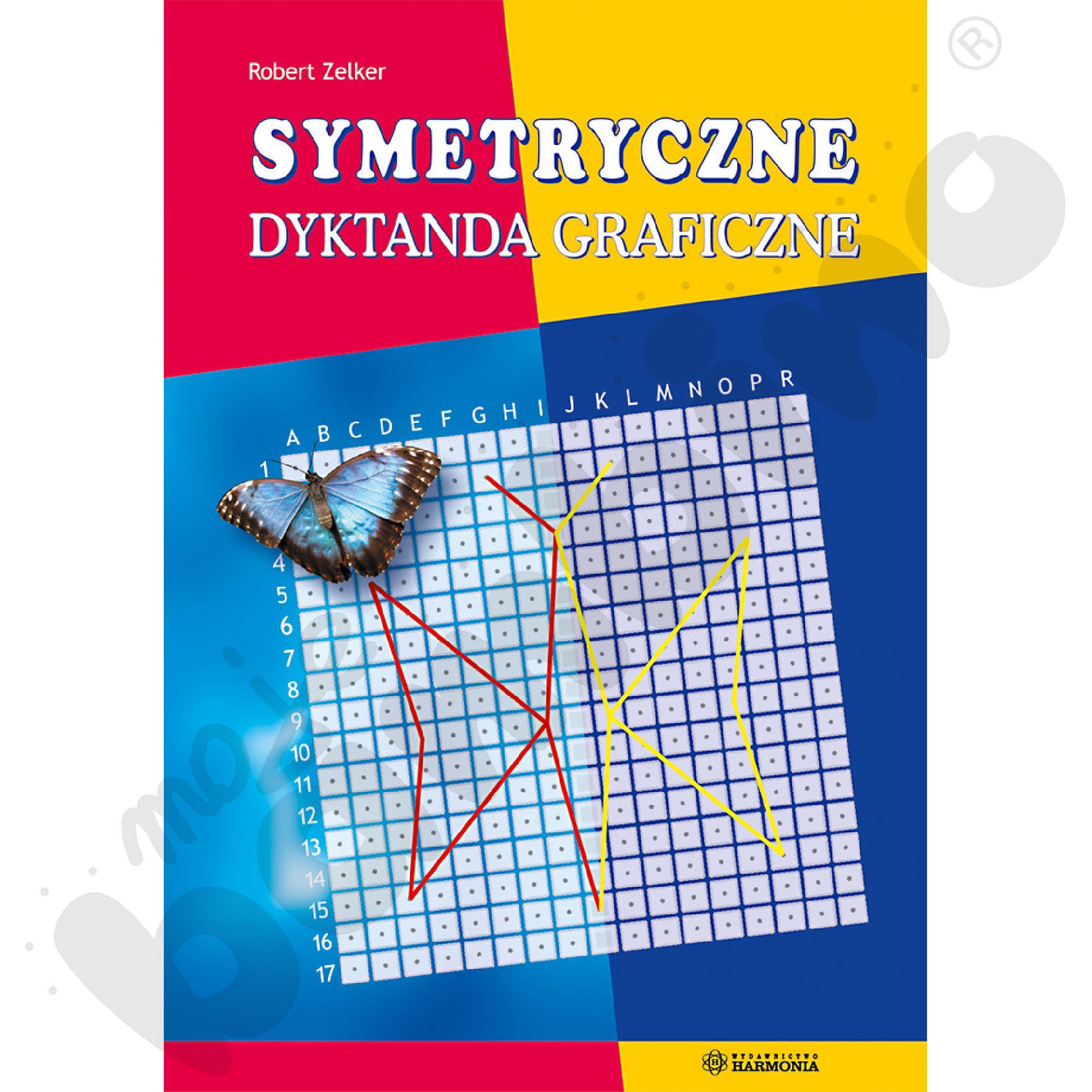 Symetryczne dyktanda graficzne