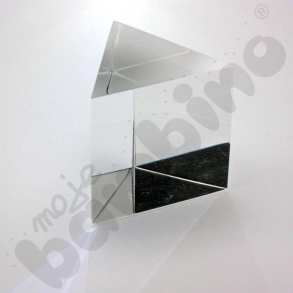 Pryzmat szklany