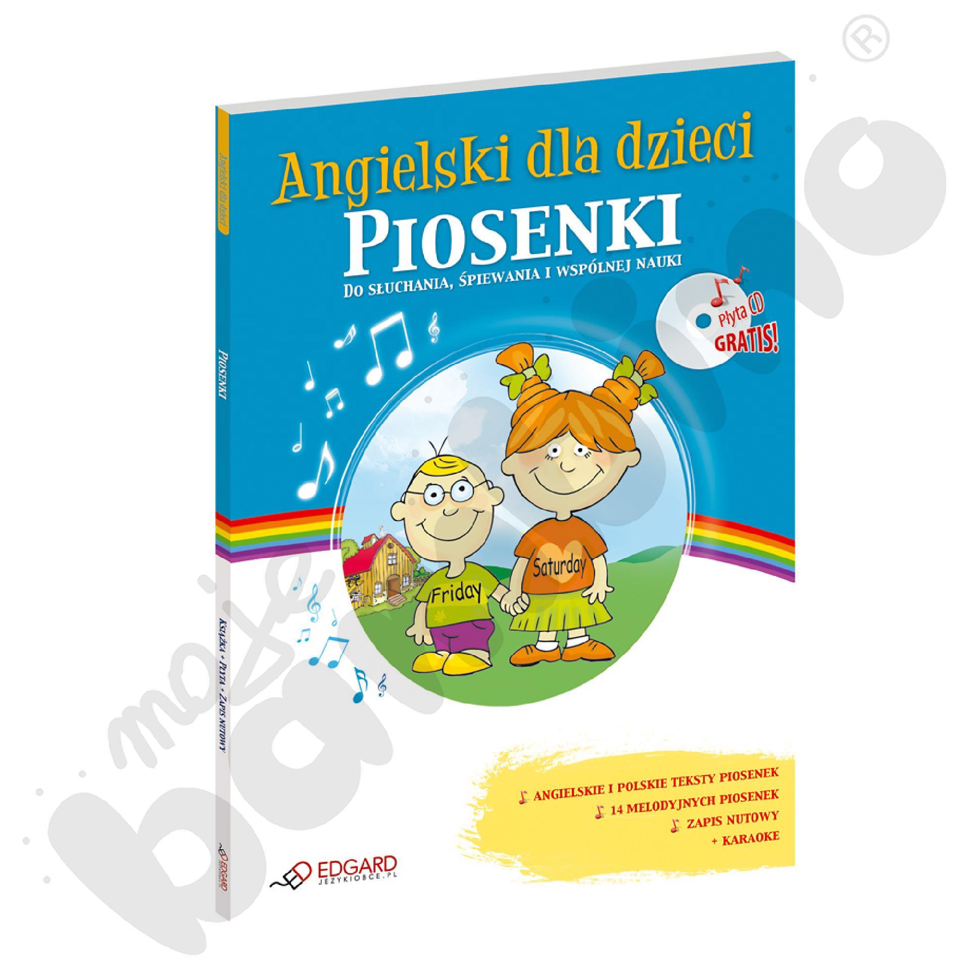 Angielski dla dzieci Piosenki