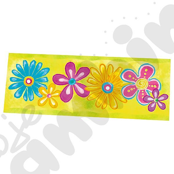 Border kwiaty