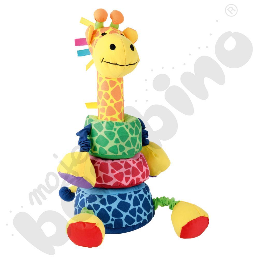 Miękka żyrafa Tola