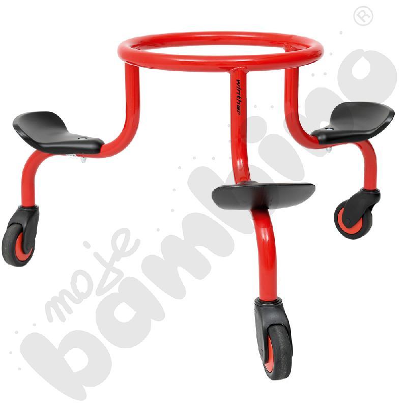 Rowerek trójkołowy - karuzela