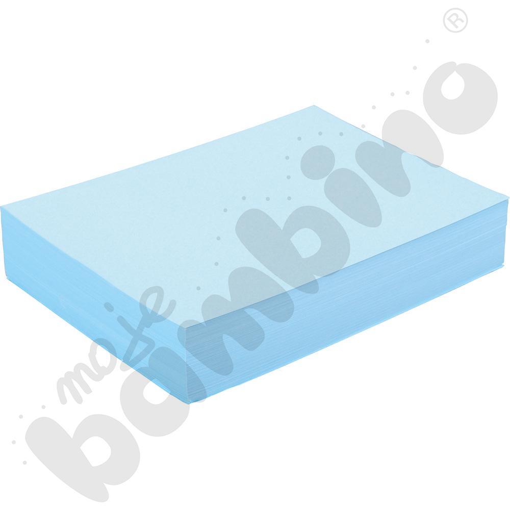Papiery ksero A4 niebieski
