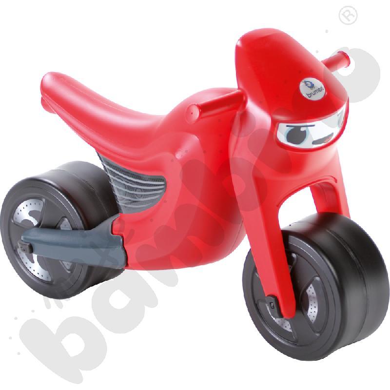 Motorek Speedee - czerwony