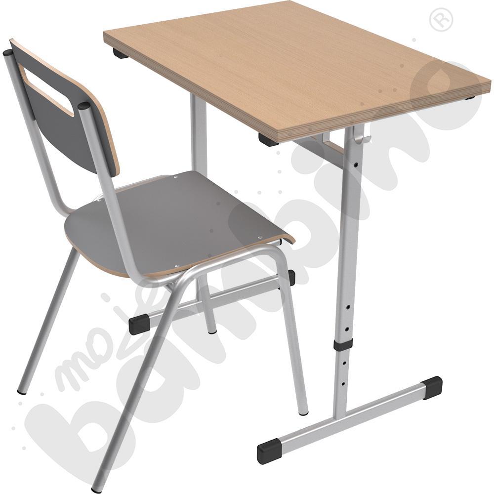 Stół T 1-os. z krzesłem H,...