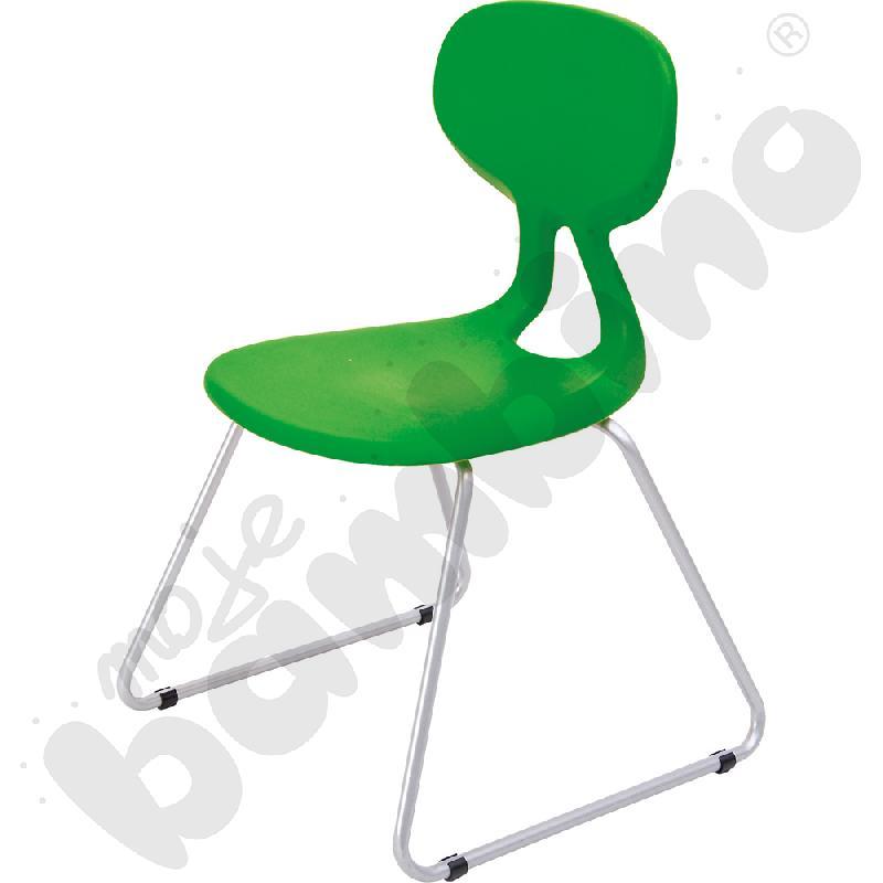 Krzesło Colores Plus rozm. 5 zielone