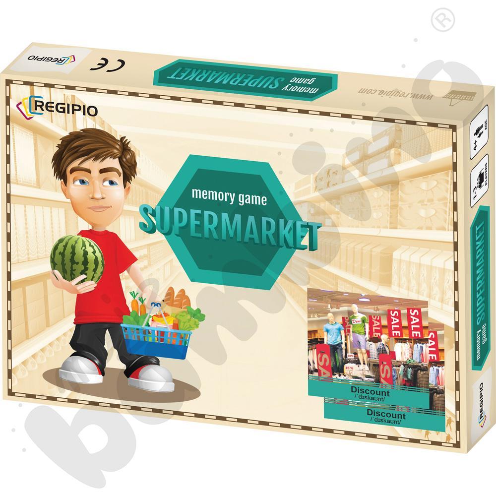 Memory game - Supermarket