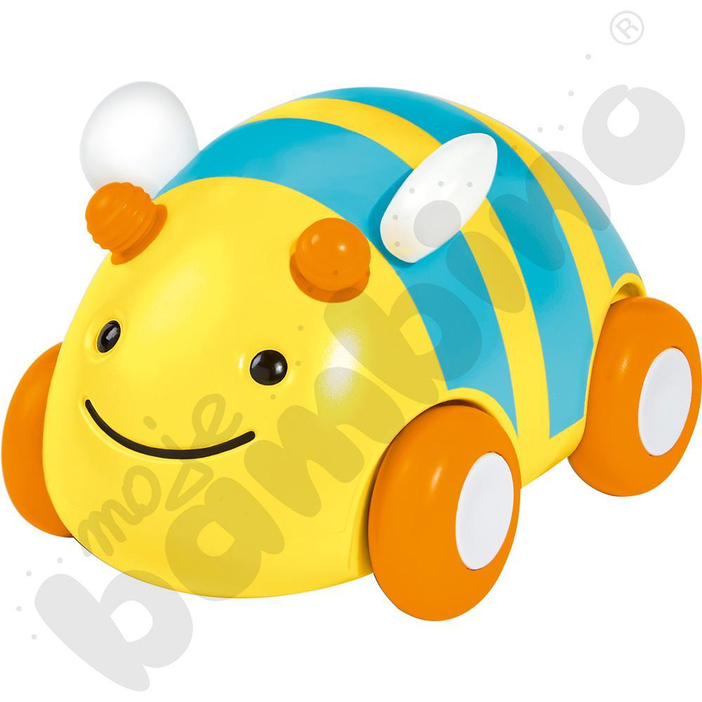 Samochodzik z napędem Pszczoła