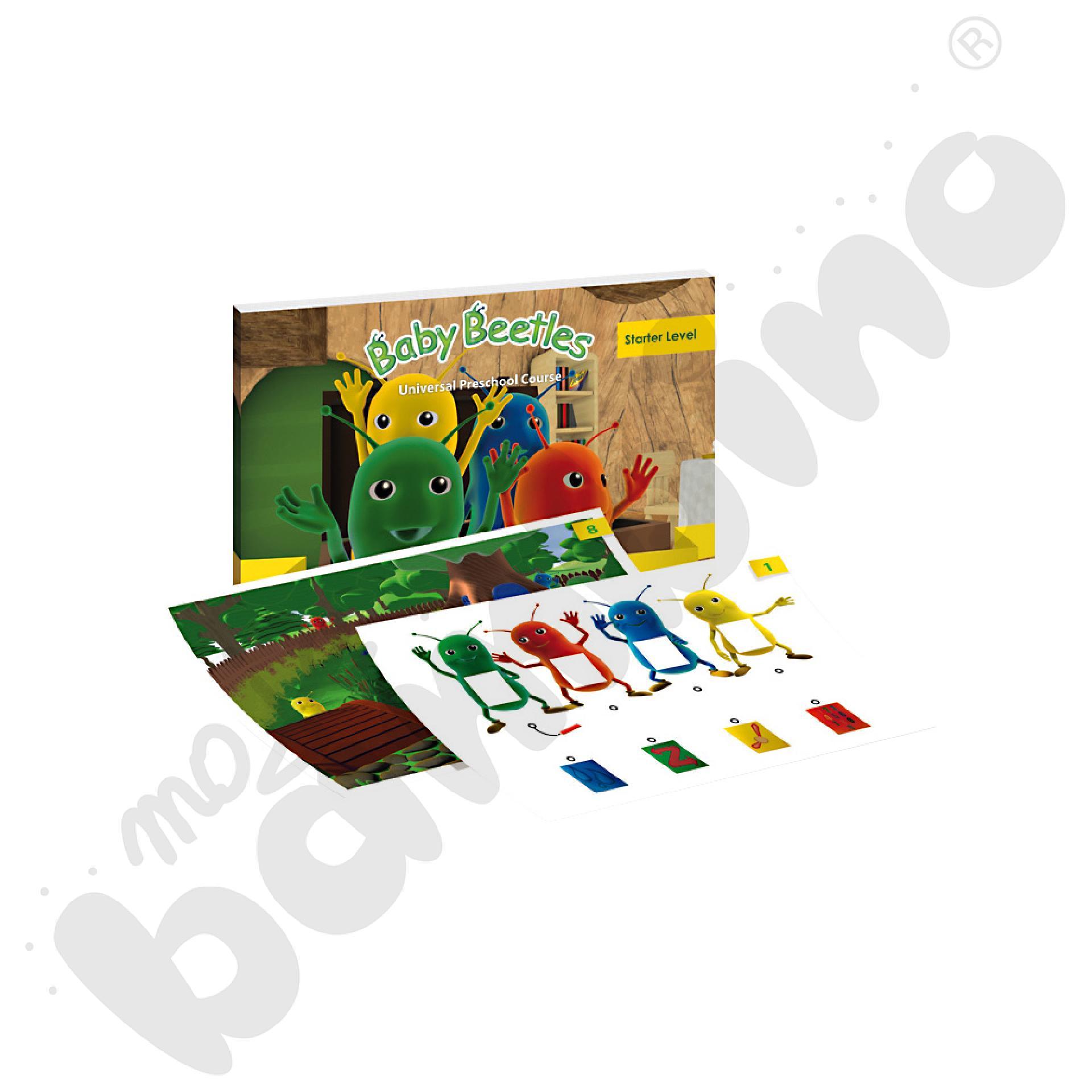 Baby Beetles – materiały dla ucznia (kurs do placówki - starter)