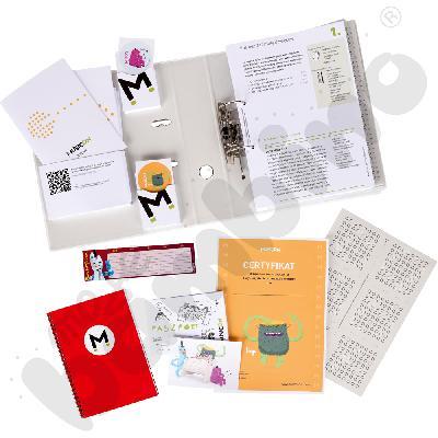 Zestaw materiałów drukowanych do Musiconu