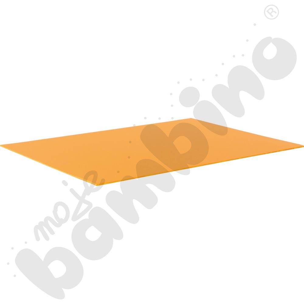 Karton fakturowy 10 arkuszy o wym. 50 x 70 cm pomarańczowy