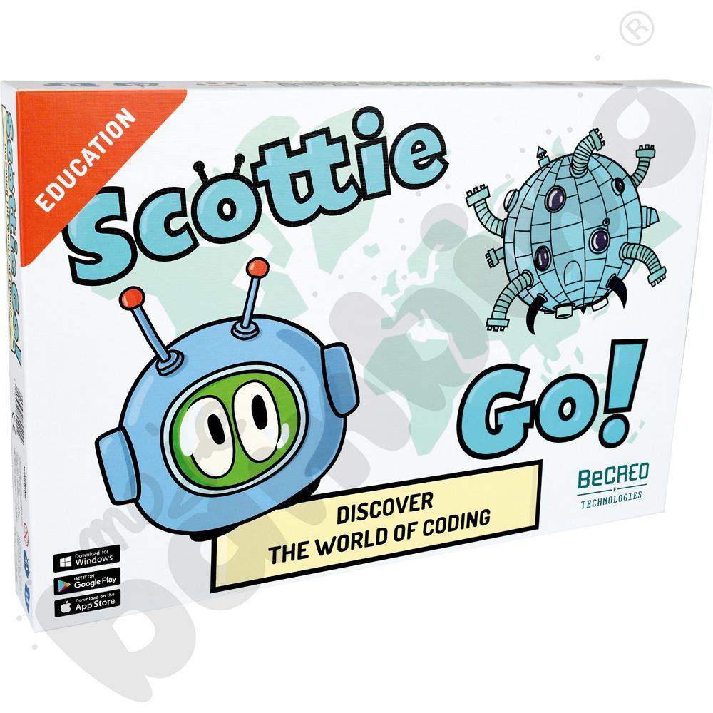 Scottie Go! - wersja angielska