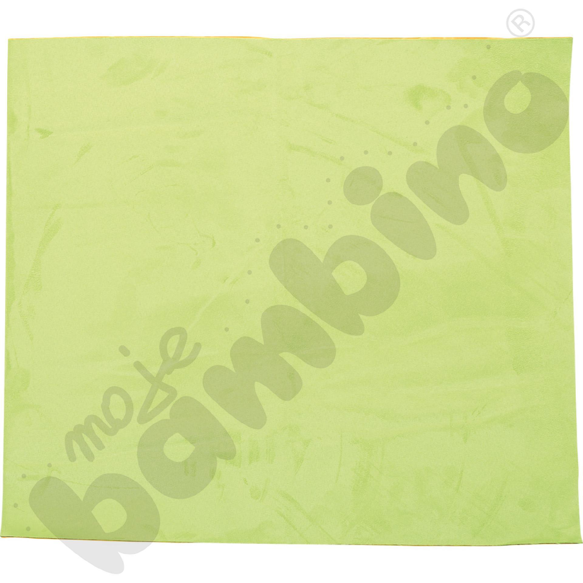 Magnetyczna tapeta kwadrat - zielona
