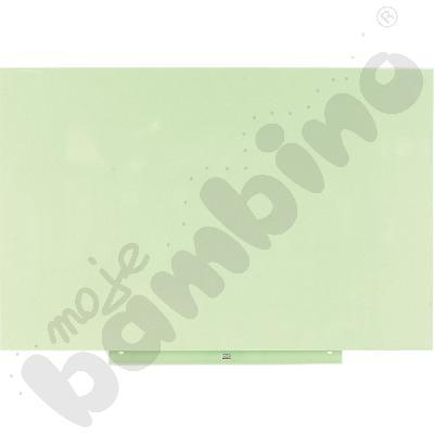Tablica bezramowa zielona 75x115