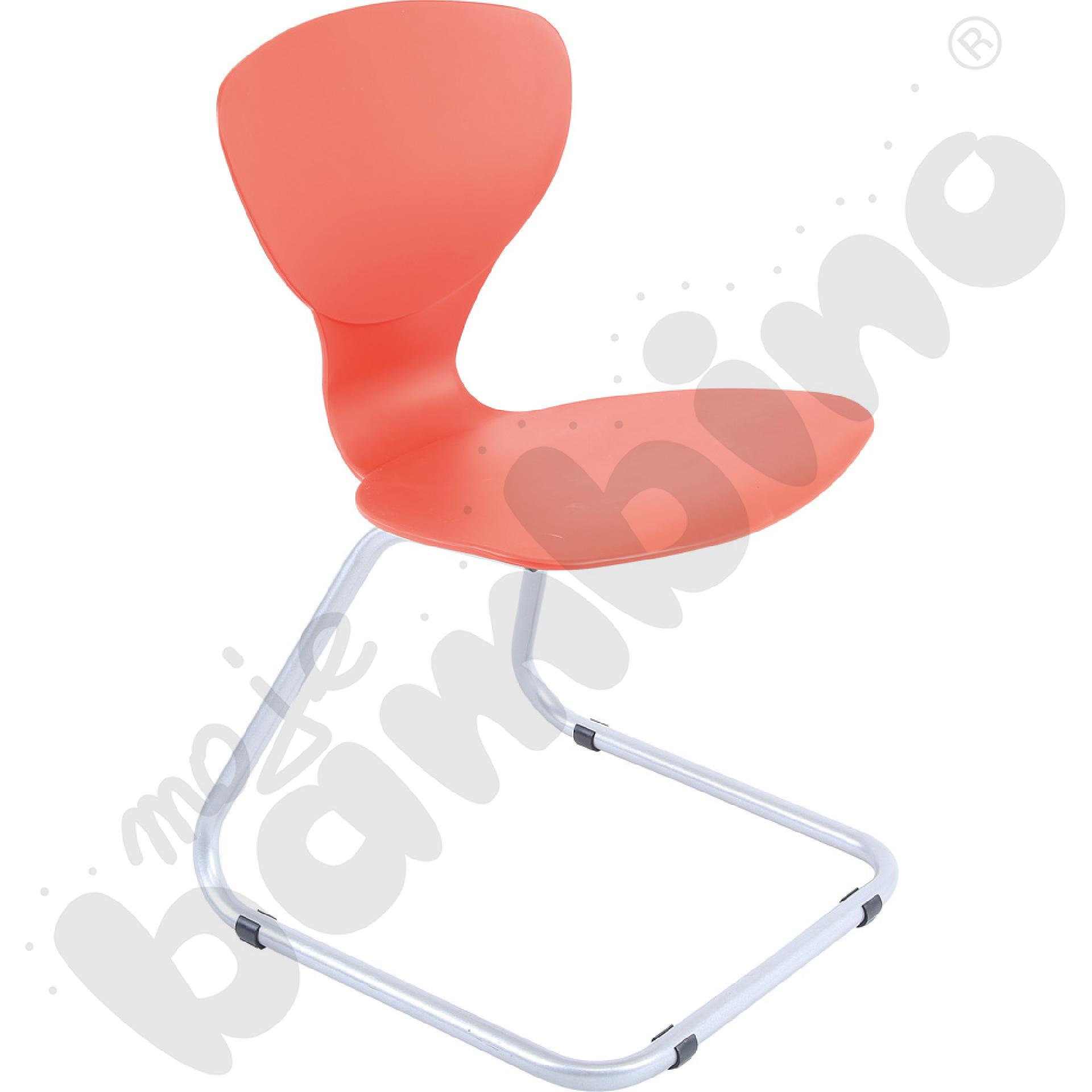 Krzesło Flexi PLUS czerwone...
