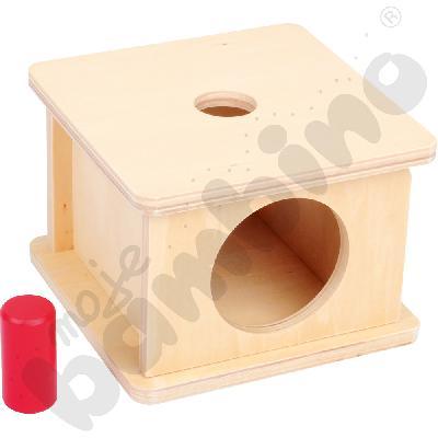 Pudełko - walec mały