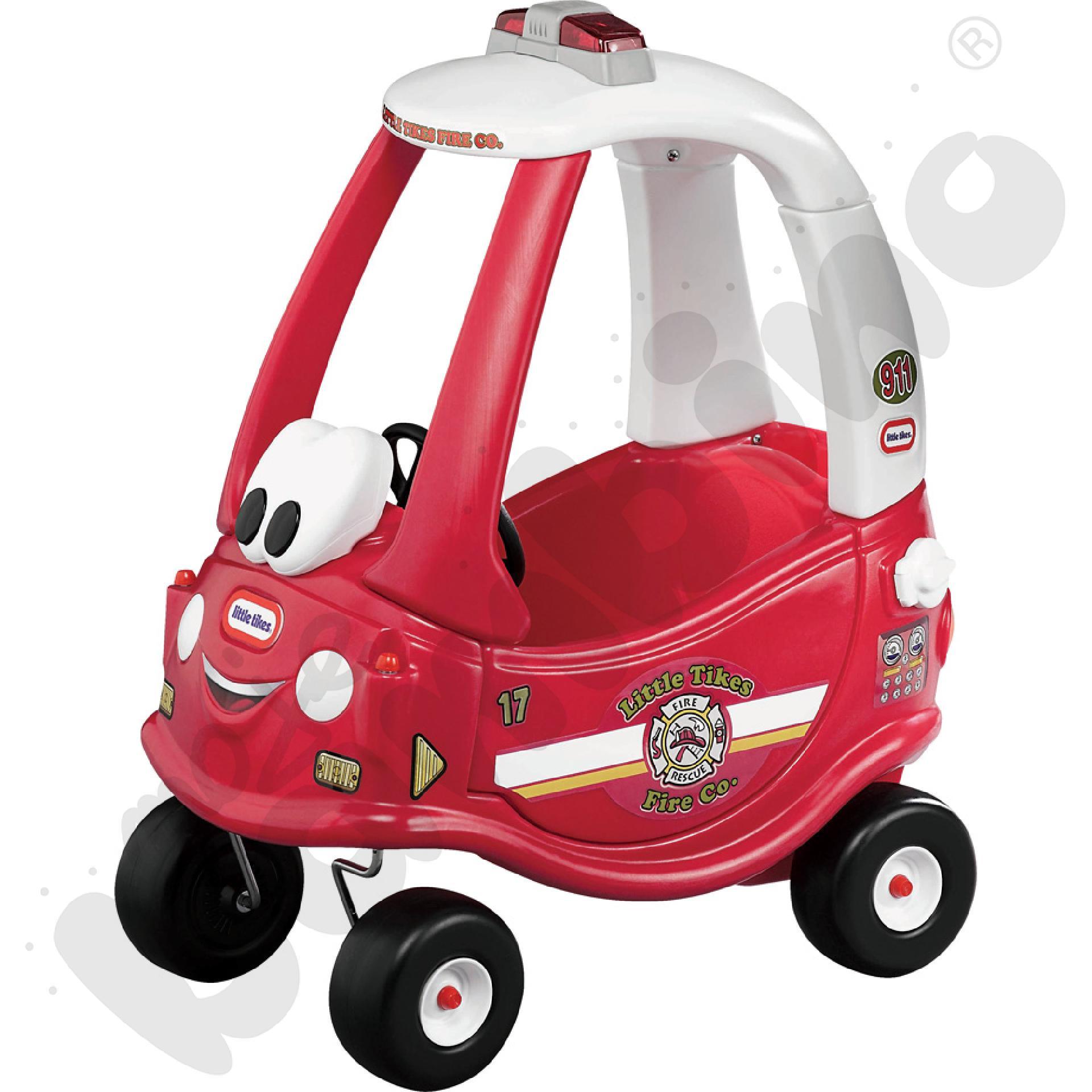 Samochód Straż pożarna