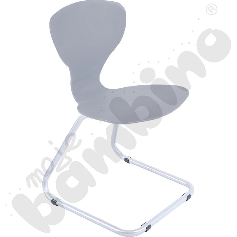 Krzesło Flexi PLUS szare...