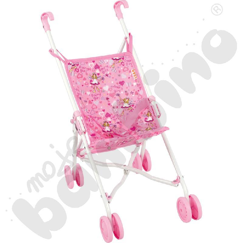 Mały wózek spacerowy