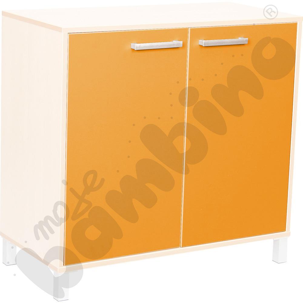 Drzwiczki Premium - pomarańczowe