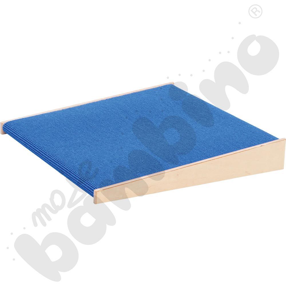 Podest trap - wys. 10 cm niebieski