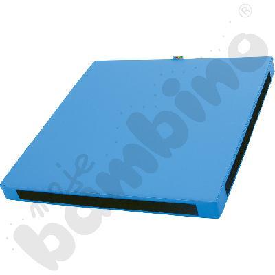 Materac błękitny