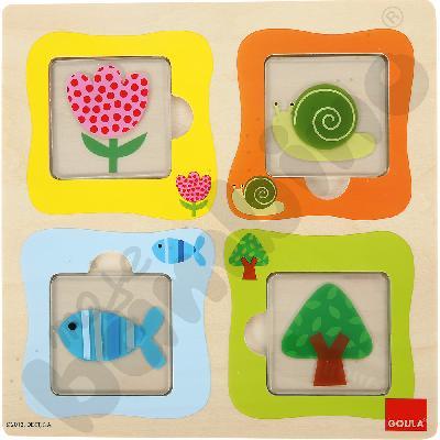 Transparentne puzzle