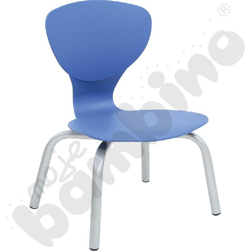 Krzesło Flexi niebieskie rozm. 3