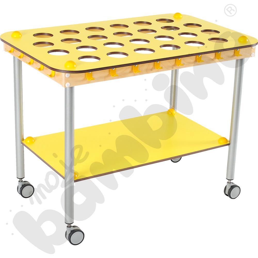 Duży stolik na kubeczki 26