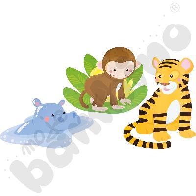 Zestaw Safari