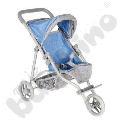 Wózek dla lalek - spacerówka