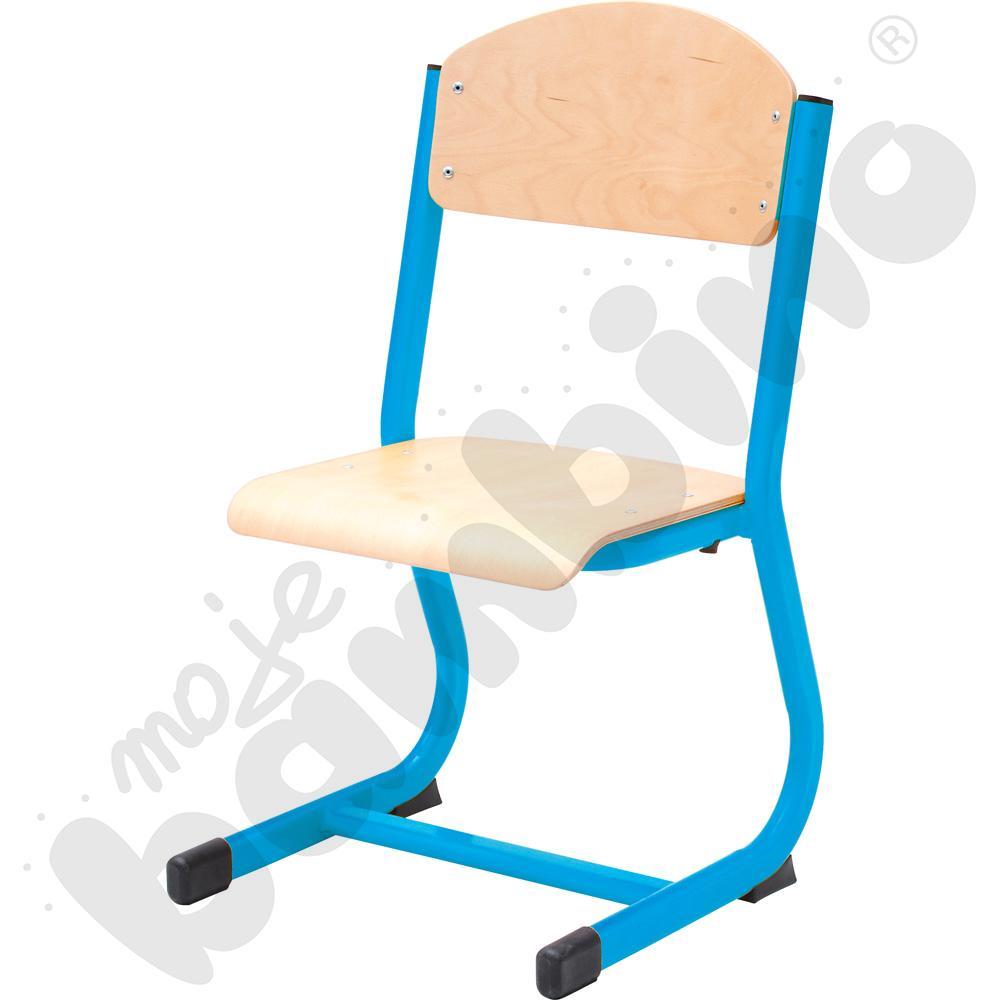 Krzesło IN-C rozm. 2 - niebieskie