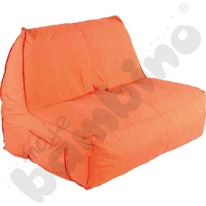 Kanapa pomarańczowa