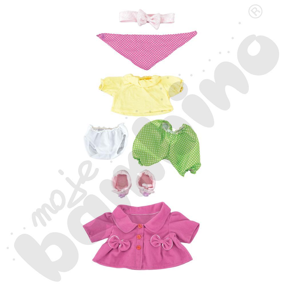 Ubranka dla lalki - dziewczynki