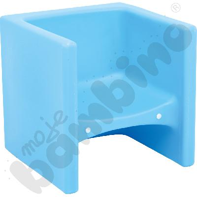 Fotelik Jaś niebieski