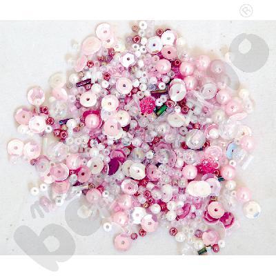 Mix korali różowy