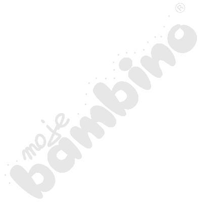 Karton gładki 10 arkuszy o wym. 50 x 70 cm biały