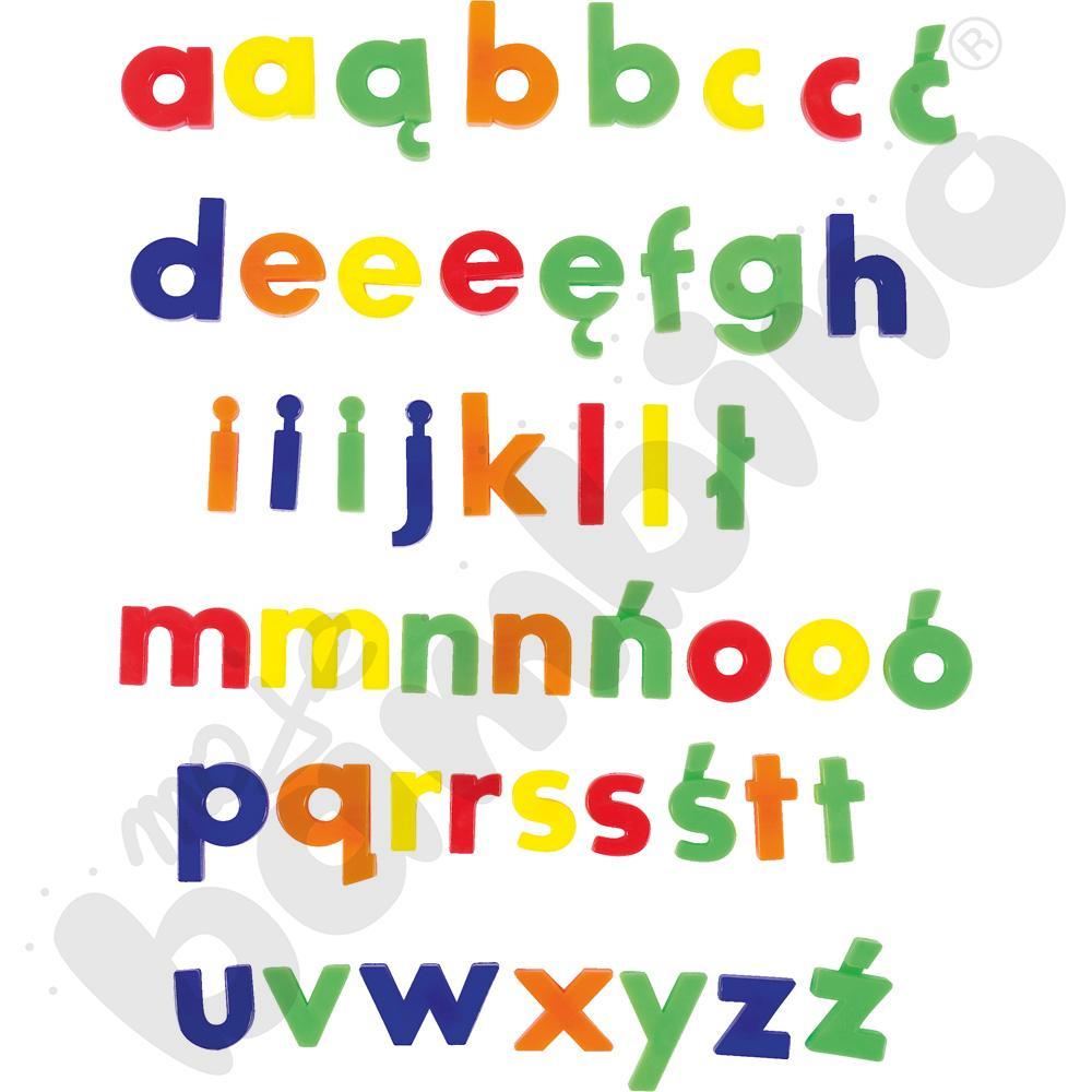 Małe litery magnetyczne