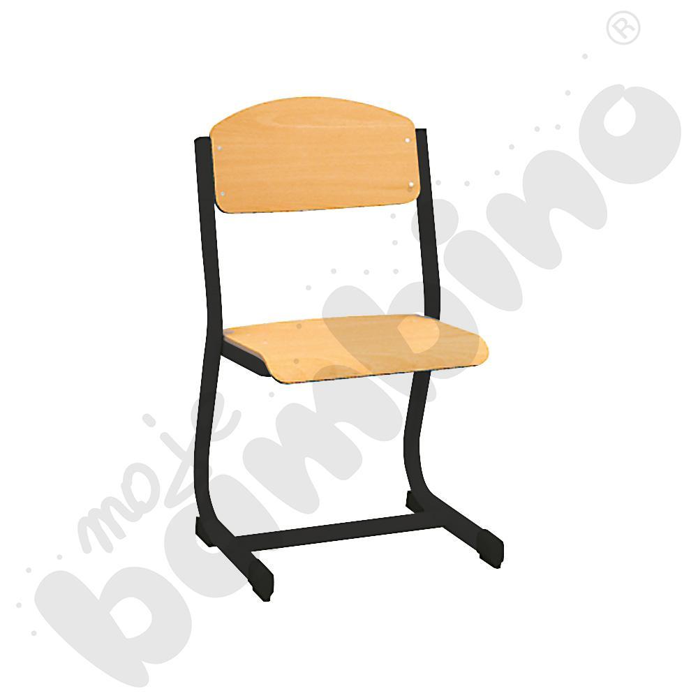 Krzesło IN-C rozm. 4 czarne