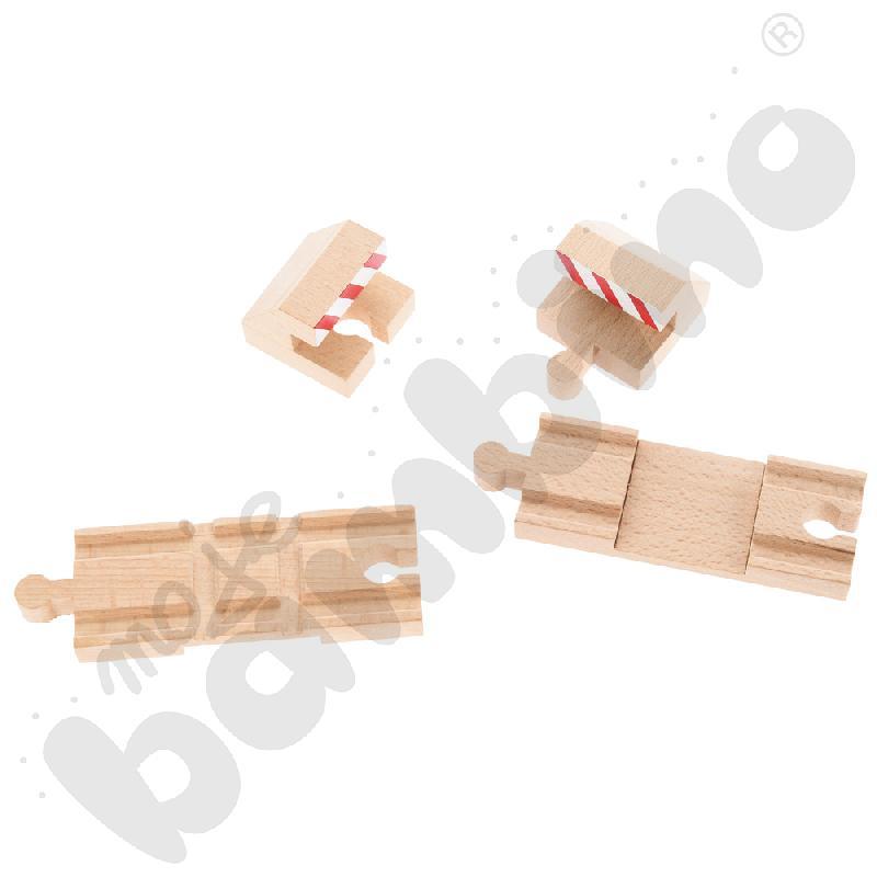 Drewniane tory - uzupełnienie 11