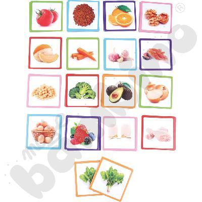 Memory Jedzenie