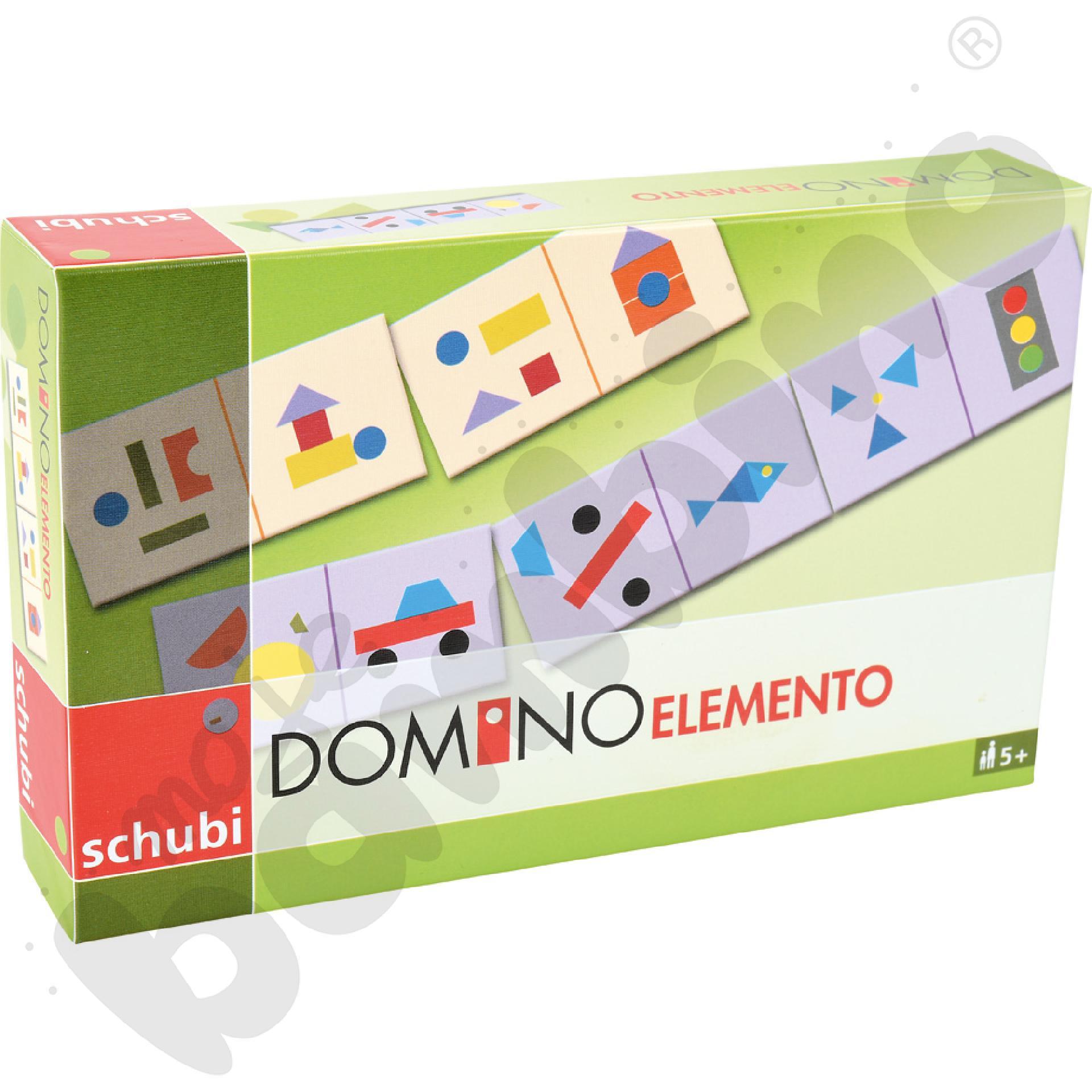 Domino - dopasuj kształty