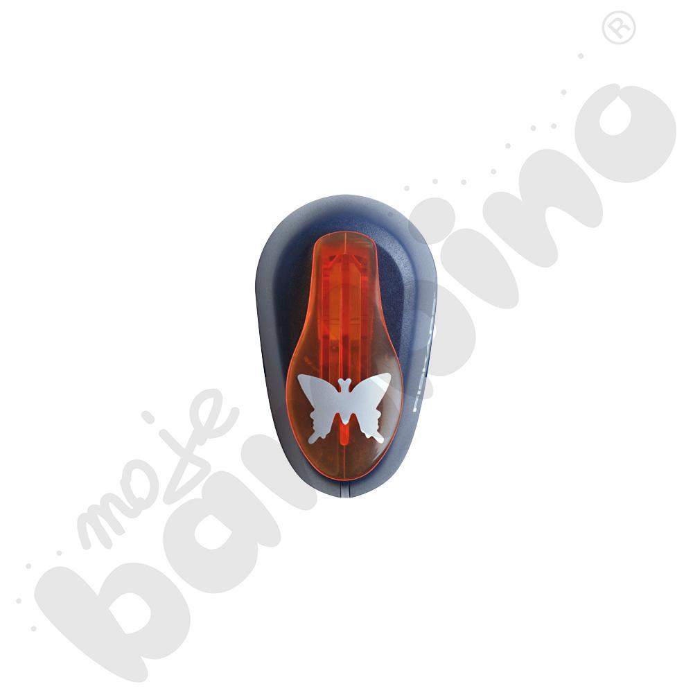 Dziurkacz - motyl 1