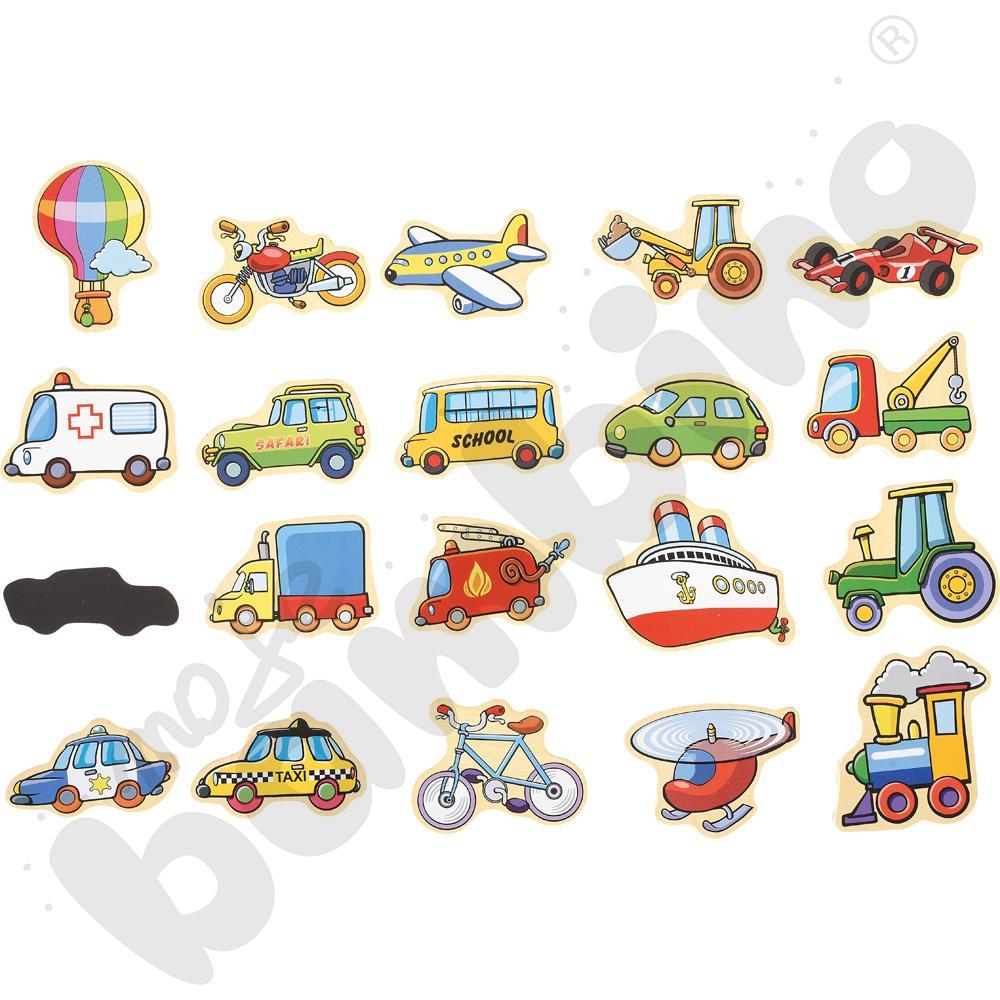 Pojazdy magnetyczne