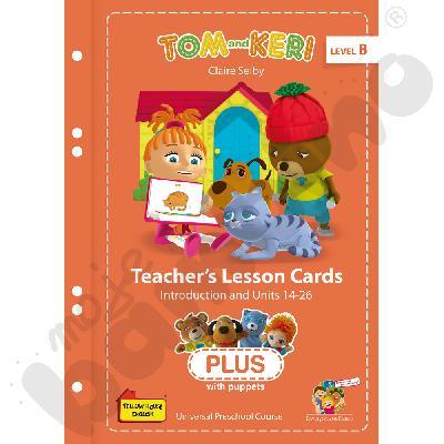 Uniwersalny Kurs dla Przedszkoli PLUS Tom and Keri Poziom B