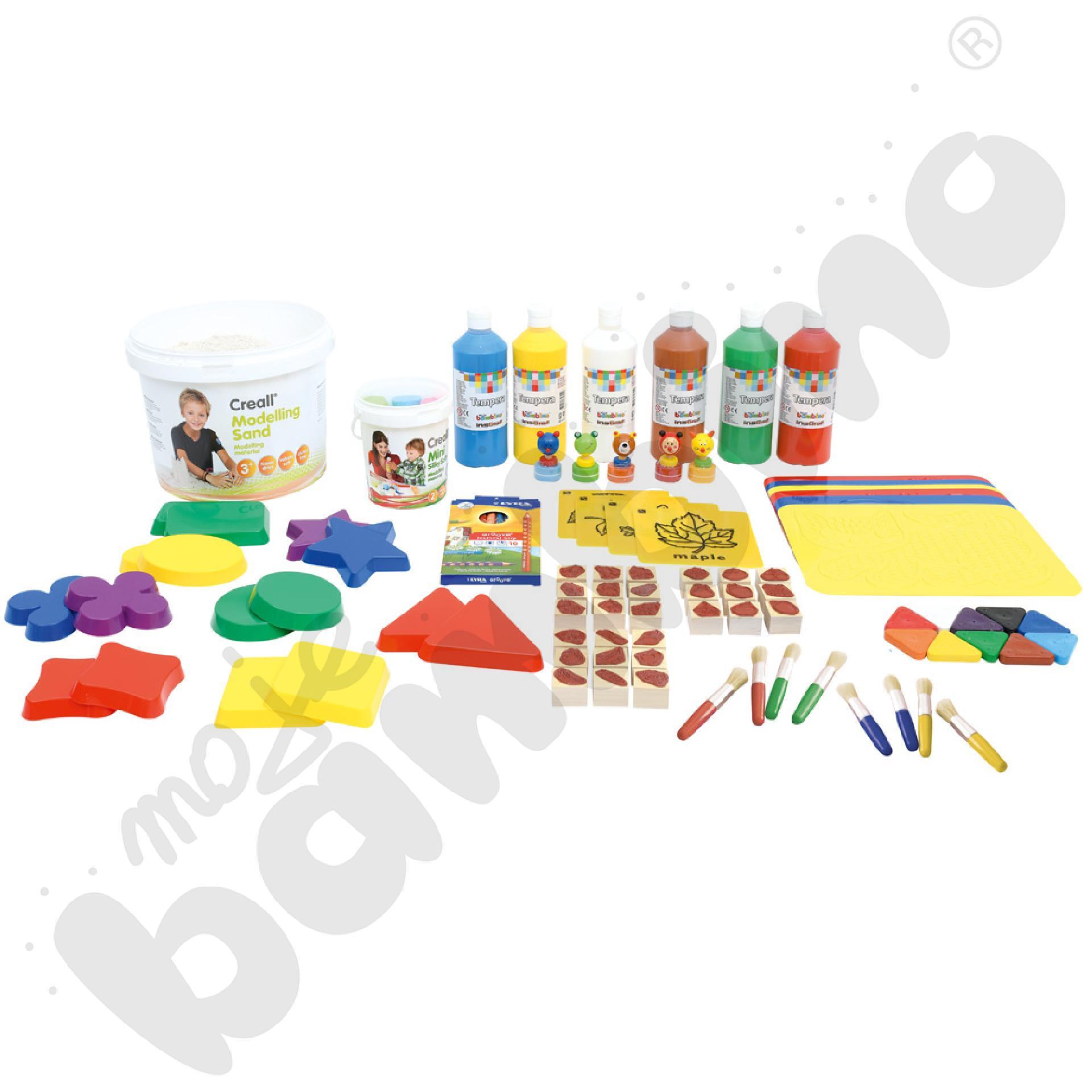 Wyprawka dla dziecka ze SPE 2
