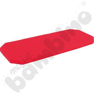 Materac do łóżeczka 501003 czerwony