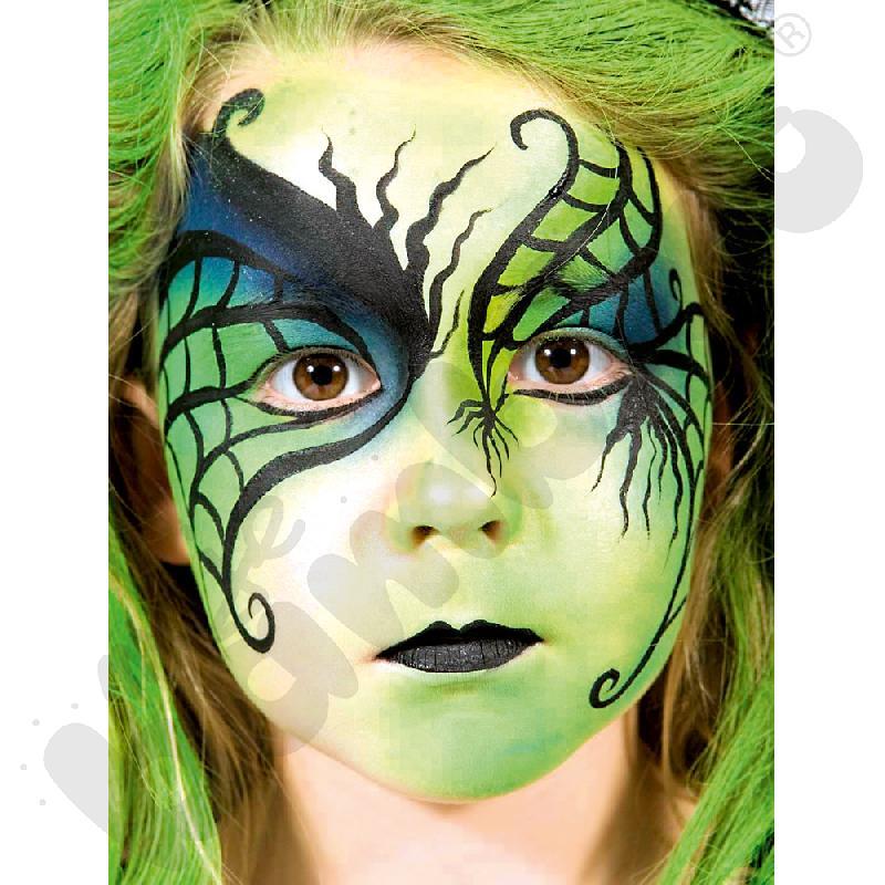 Farba do twarzy Grim Tout - zielona