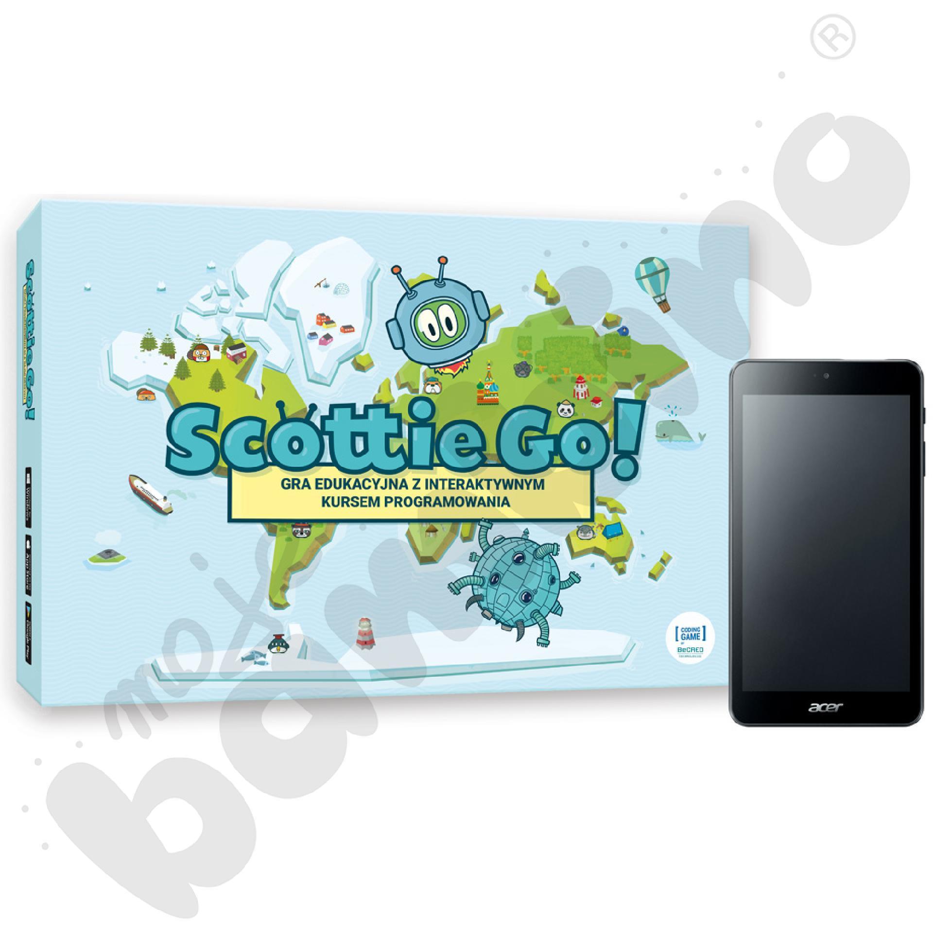 Zestaw: Scottie Go! +...